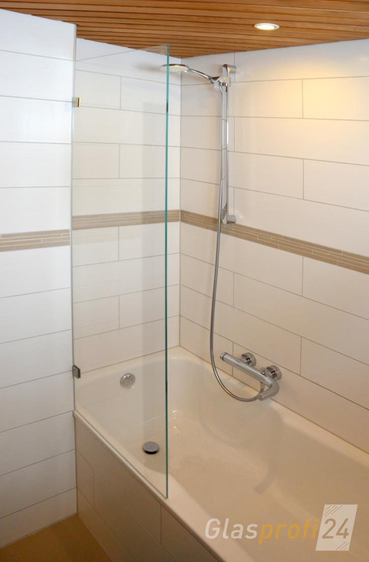 duschwand als badewannenaufsatz nach ma glasprofi24. Black Bedroom Furniture Sets. Home Design Ideas