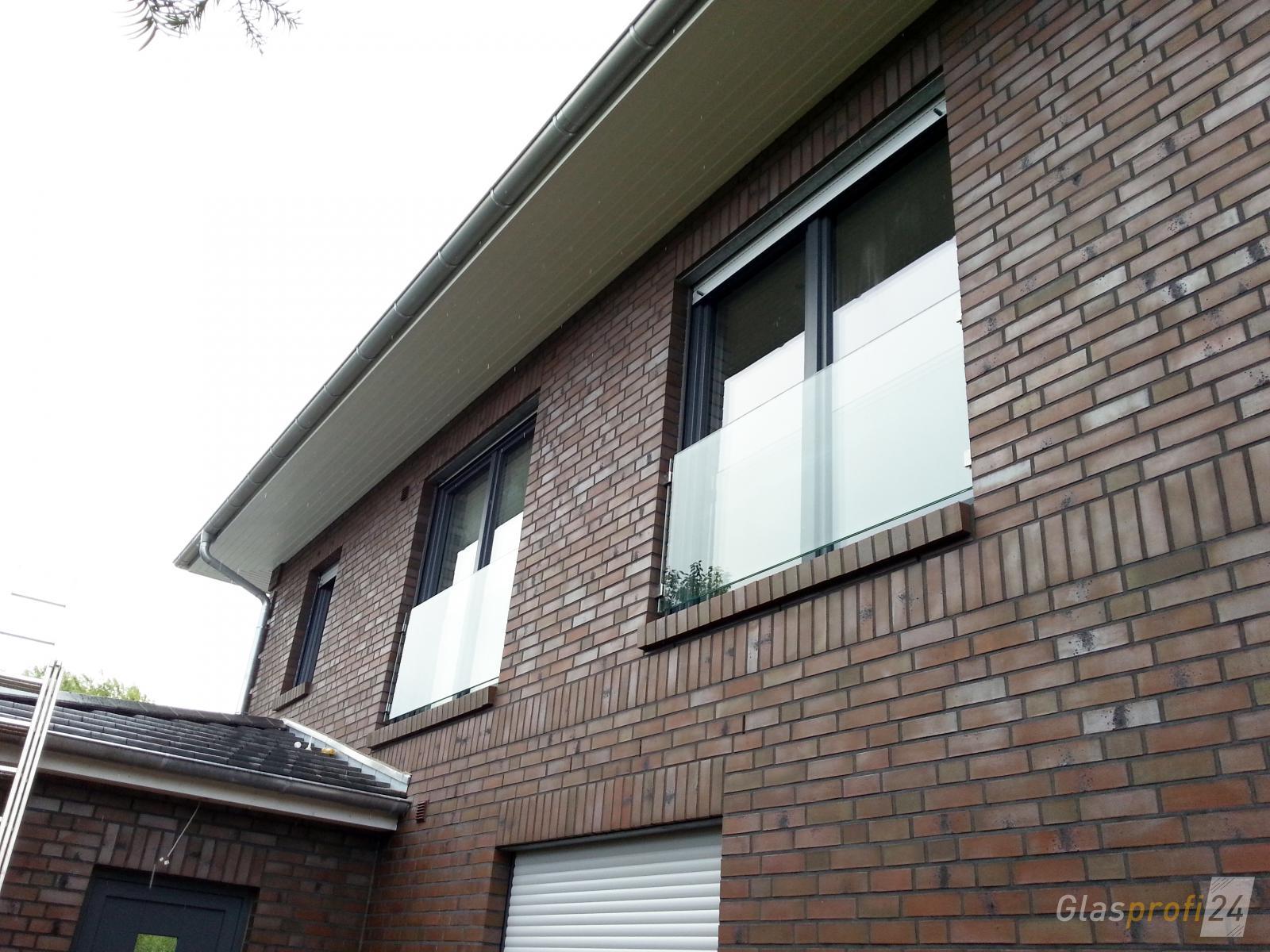 franz sischer balkon aus glas glasprofi24. Black Bedroom Furniture Sets. Home Design Ideas