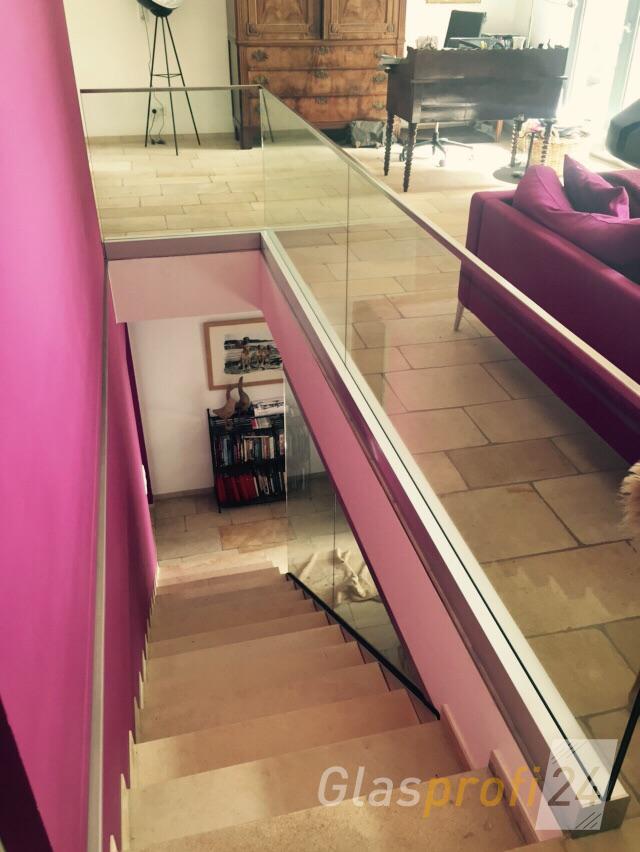 glasgel nder f r balkon und dachterrasse glasprofi24. Black Bedroom Furniture Sets. Home Design Ideas