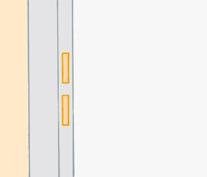 Fallen- und Riegeleinlass