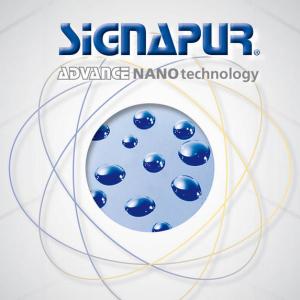 Signapur-Versiegelung bis ca. 5 Jahre (Herstellergarantie)