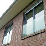Französischer Balkon aus Glas | GLASPROFI24