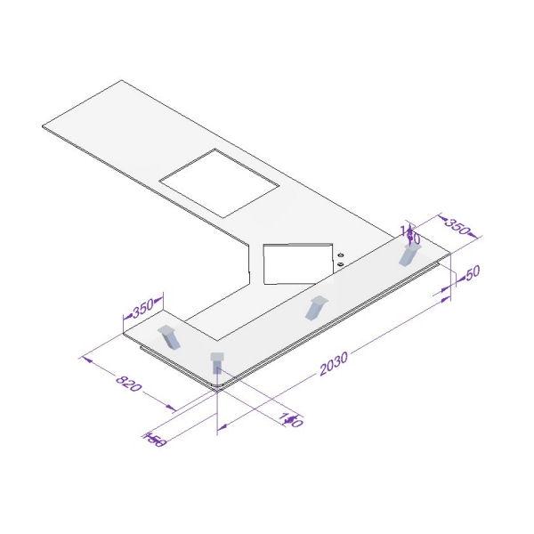 k chenarbeitsplatten online. Black Bedroom Furniture Sets. Home Design Ideas
