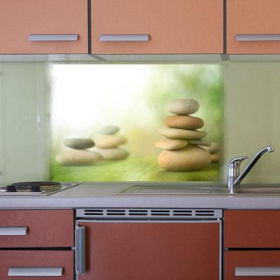 k chenr ckwand aus glas als spritzschutz glasprofi24. Black Bedroom Furniture Sets. Home Design Ideas