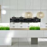 küchenrückwand aus glas als spritzschutz | glasprofi24 - Glas Wandpaneele Küche