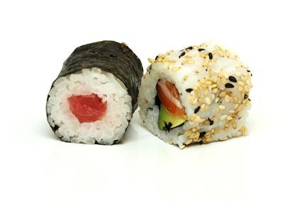 motiv sushi - Motive Fur Kuchenruckwand