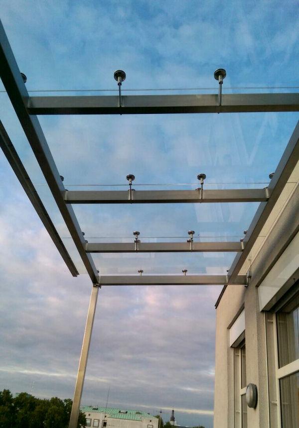 glasdach terrasse als edle glas berdachung glasprofi24. Black Bedroom Furniture Sets. Home Design Ideas