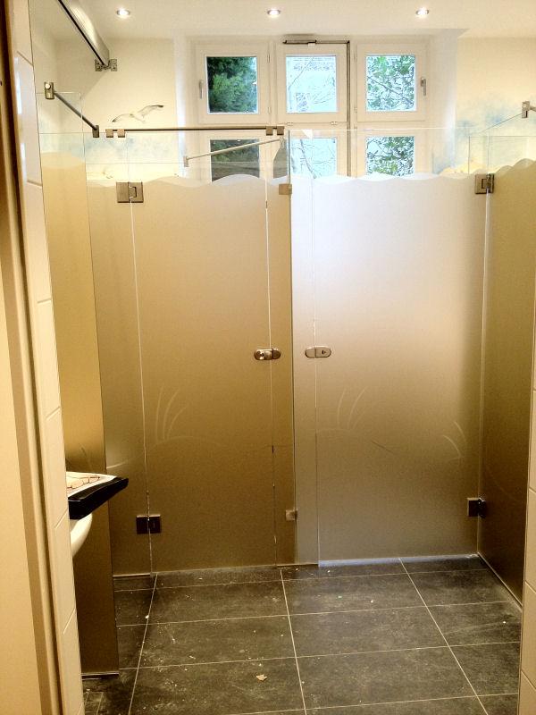 glaskabine wc-bereich | glasprofi24, Hause und garten