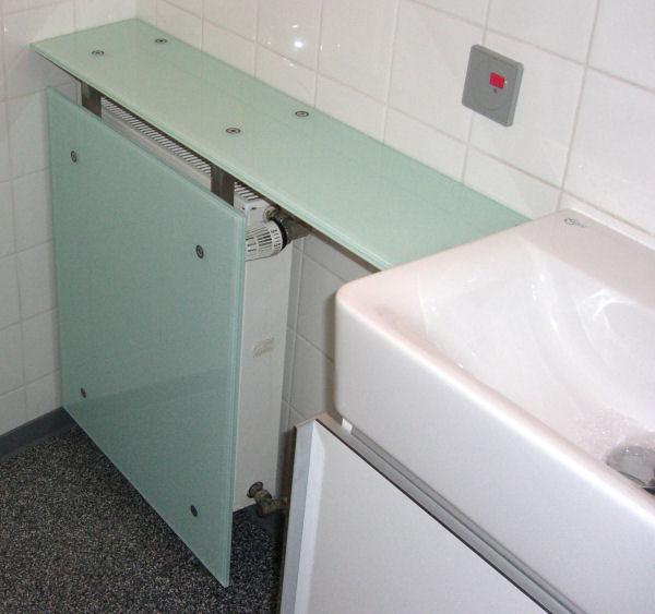 glas wanndverkleidung im bad glasprofi24. Black Bedroom Furniture Sets. Home Design Ideas