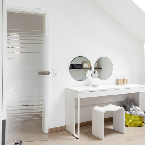 Zimmertüren glas satiniert  Glas Zimmertür nach Maß | GLASPROFI24