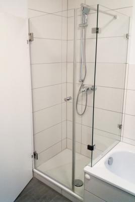 Relativ Dusche an Badewanne | GLASPROFI24 NY35