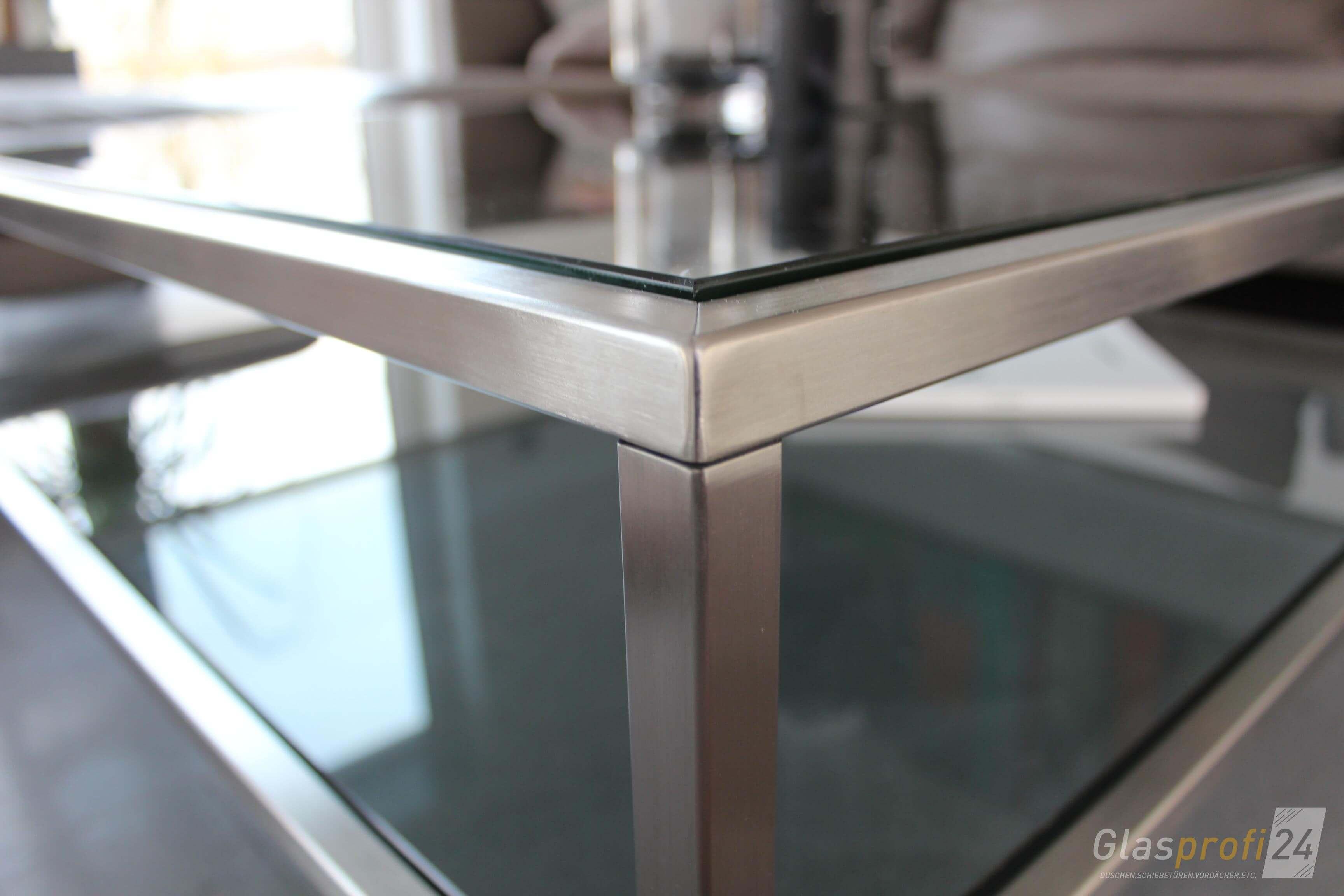 Glas-Couchtische von Glasprofi35