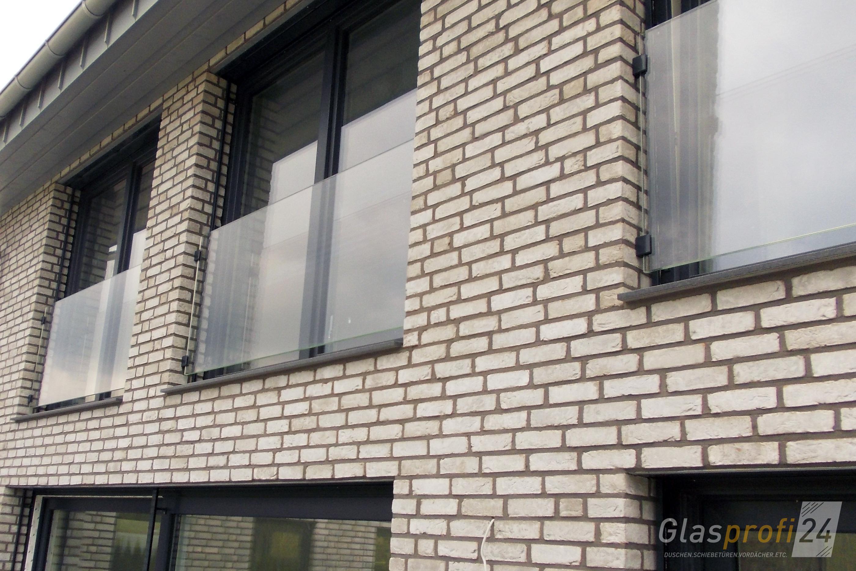 Franzosischer Balkon Aus Glas Glasprofi24