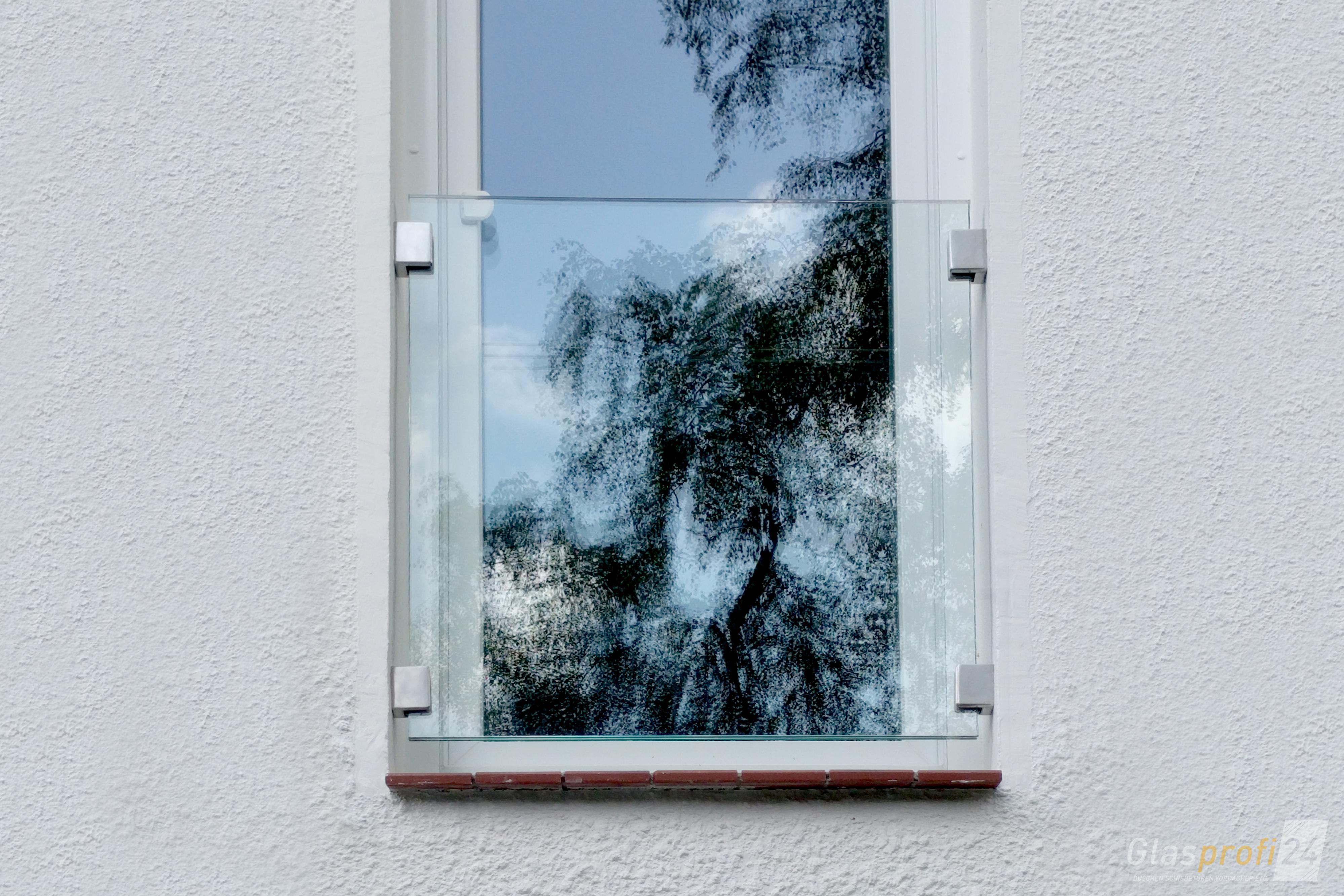 Franzosischer Balkon Als Absturzsicherung Am Fenster