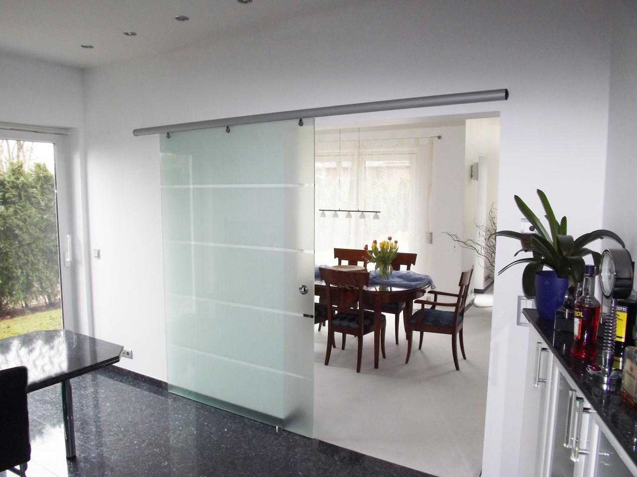 Schiebetür Glas Küche glasschiebetür nach maß. glasschiebetüren von | glasprofi24