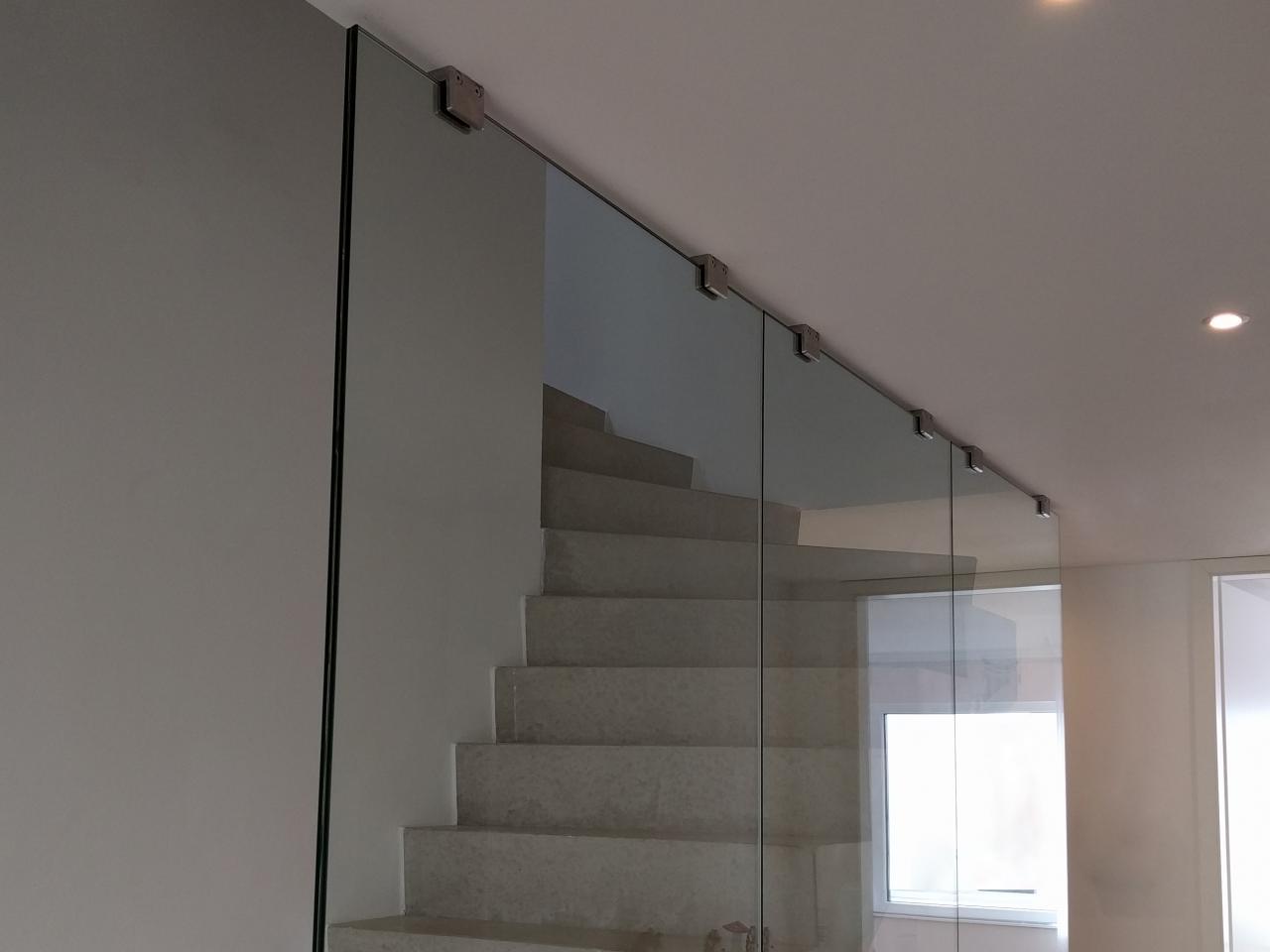 Glas Trennwande Individuell Nach Mass Glasprofi24