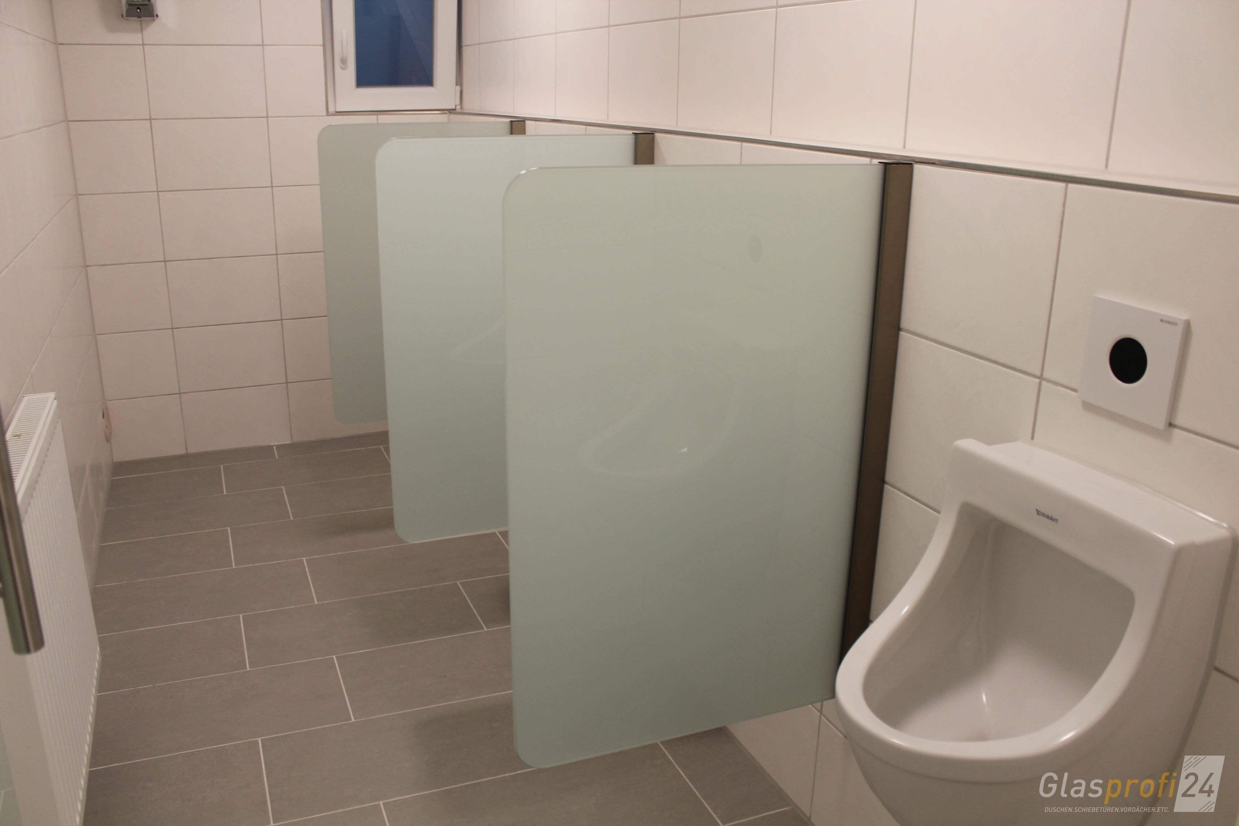 Trennwand Fur Toilette Aus Glas Glasprofi24