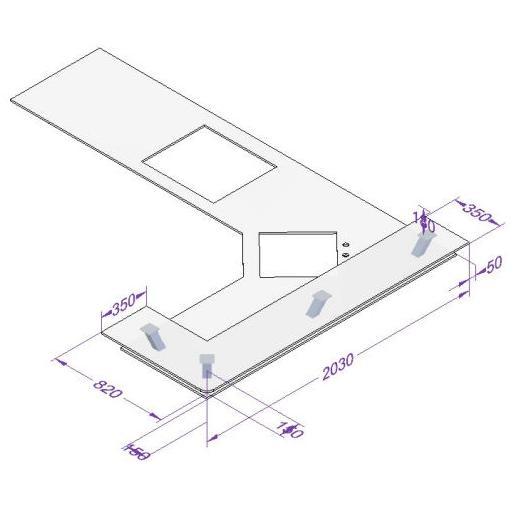 beispielzeichnung-glas-kuechenarbeitsplatte