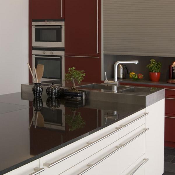 Kuchenarbeitsplatte Aus Glas Glasprofi24