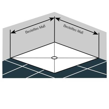 badewannen anschluss als glasdusche glasprofi24. Black Bedroom Furniture Sets. Home Design Ideas
