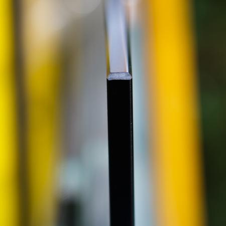 Glasstärke 10 mm Einscheiben-Sicherheitsglas