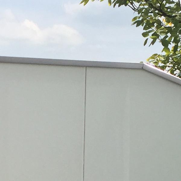Glaszaun Fur Garten Und Terrasse Glasprofi24