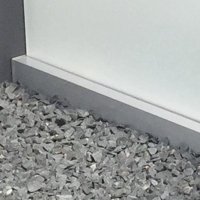 Glaszaun für Garten und Terrasse | GLASPROFI24