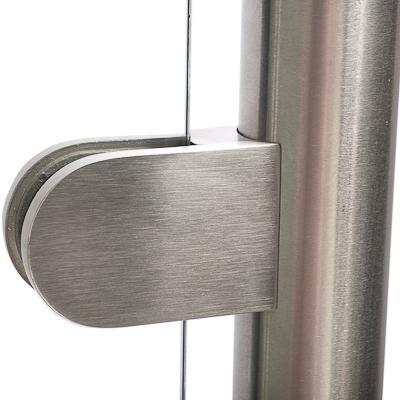 glas windschutz auf rollen glasprofi24. Black Bedroom Furniture Sets. Home Design Ideas