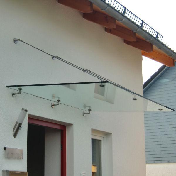 Favorit Vordach-Montage - informieren Sie sich hier | GLASPROFI24 BX12