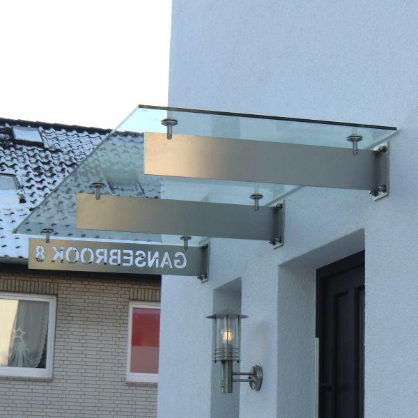 Vordach 300 X 200 : glas vordach spada 200 x 100 cm von glasprofi24 ~ Sanjose-hotels-ca.com Haus und Dekorationen