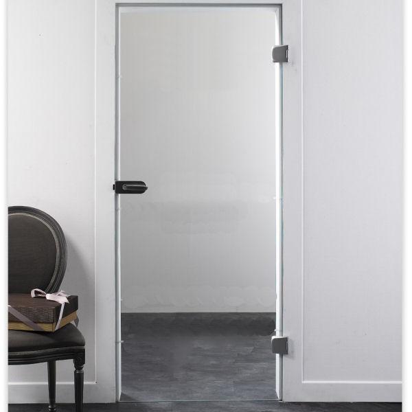 glas zimmert r mit beschlag und t rdr cker satiniertes motiv detroit. Black Bedroom Furniture Sets. Home Design Ideas