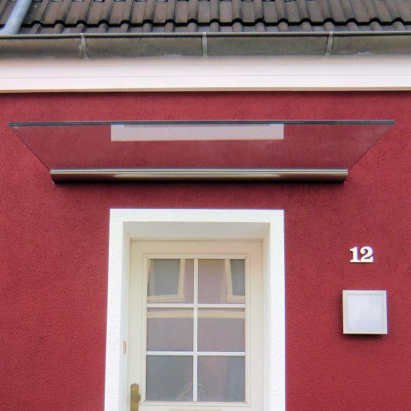 Rabatt auf Dura Vordach bei Nutzung in der Haus-Ausstellung