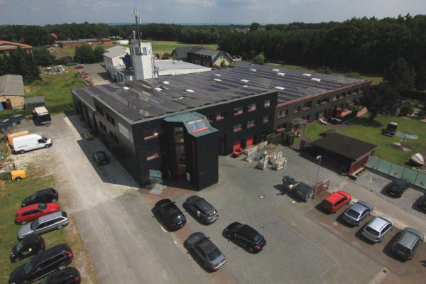 Firmengebäude Glasprofi24